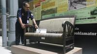 Stasiun Yogyakarta memiliki peranan penting dalam mempertahankan kemerdekaan RI