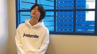 Ahn Jae Hyun dipecat dari model brand kosmetik MERBLISS (Sumber: Instagram/@aagbanjh)