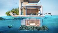 Sebuah pengembang akan mewujudkan keinginan masyarakat untuk dapat mencoba hal yang baru dengan tinggal di sebuah rumah bawah laut.