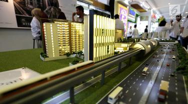 inergi Anak Usaha Adhi Karya Bangun LRT City Green Avenue