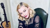 Madonna. (Foto: Instagram terverifikasi @madonna)