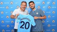 Bernardo Silva (dok. Manchester City)