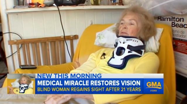 Nenek Mary | Photo: Copyright metro.co.uk