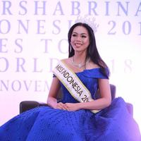 Alya Nurshabrina, wakil Indonesia di Miss World 2018.  (Adrian Putra/Fimela.com)