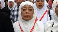 Pihak Rumah Sakit Pasar Rebo membenarkan kabar meninggalnya Mpok Nori, Jakarta, Jumat (3/4/2015)  Beberapa tahun terakhir, kondisi kesehatan komedian berusia 84 tahun itu naik turun. . (Liputan6.com/Faisal R Syam)