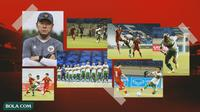 Kolase - Timnas Vietnam Vs Timnas Indonesia (Bola.com/Adreanus Titus)