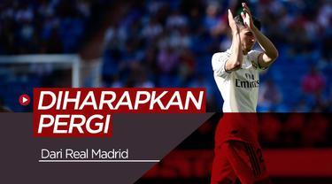 Berita video 10 pemain yang diharapkan pergi dari Real Madrid berdasarkan polling yang dibuat oleh media asal Spanyol, AS.