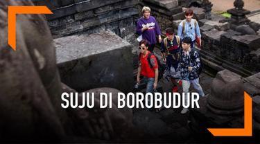 Super Junior dan TVXQ singgah ke tanah air. Kali ini mereka mengunjungi kota Yogyakarta untuk keperluan syuting sebuah program.