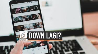 Layanan aplikasi Whatsapp, Instagram, dan Facebook kembali down Rabu (3/7) malam hari. Hal ini disebabkan adanya perawatan yang dilakukan oleh pengelola.