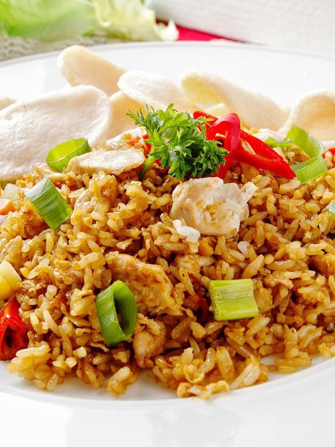 Resep Nasi Goreng Telur Sederhana Enak Banget Lifestyle
