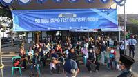 50 Ribu Rapid Test Covid-19 Gratis Pelindo III