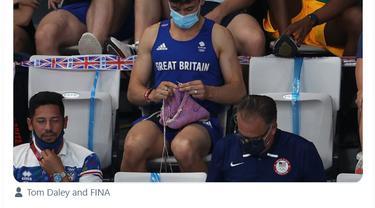 Tom Daley, Atlet Loncat Indah, Olimpiade, Olimpiade 2020, Olimpiade Tokyo 2020