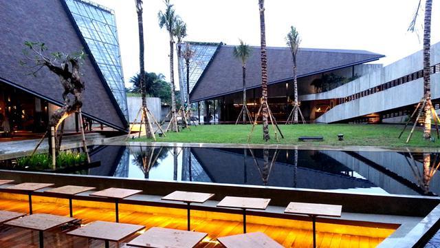 Secret Garden Village Wisata Edukasi Kekinian Di Bedugul Bali Citizen6 Liputan6 Com