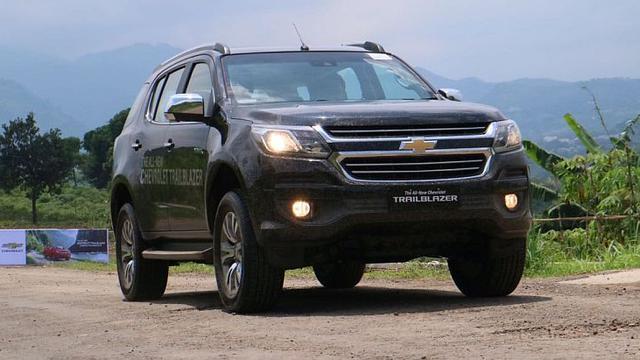 Tiga Fitur Andalan Chevrolet Trailblazer Menantang Pajero Sport