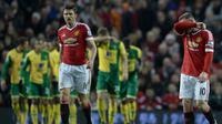Video highlights berisi momen penting Premier League pada pekan ke-17 di antaranya kekalahan Manchester United di Old Trafford.