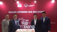 PT AIA Financial meluncurkan AIA Big Bang pada Jumat (15/3/2019). Liputan6.com/Athika