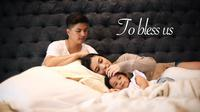 Chelsea Olivia dan Glenn Alinskie umumkan kehamilan anak kedua (Sumber: YouTube/Alinskie Family)
