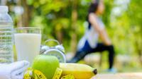Ilustrasi gaya hidup sehat untuk menjaga kebugaran tubuh.