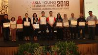 Nippon Paint dan Universitas Bersinergi di AYDA 2018 dorong desainer dan  arsitek muda Indonesia bersaing di pentas dunia.