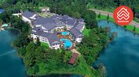 Dari sisi ketersediaan lahan, Lido Bogor memang masih memungkinkan untuk diproyeksikan membangun proyek berkapasitas besar.