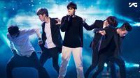 Boy band pendatang barU WINNER diramalkan akan memboyong pulang piala dalam MAMA 2014.