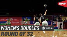 Berita video full match kemenangan ganda putri Indonesia, Greysia Polii / Apriyani Rahayu pada babak I di Thailand Terbuka 2021, Rabu (13/1/2021).