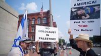 Kecaman korban Holocaust atas serangan Gaza (BBC)
