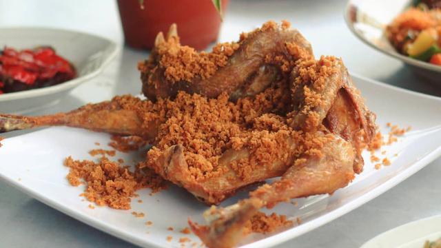 86+ Gambar Ayam Goreng Lengkuas Paling Keren