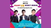 Chit Chat: Battle Rizky Ridho Vs Irwan