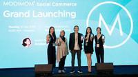 MOOIMOM Hadirkan Platform Social Commerce untuk Ibu Rumah Tangga. Dok: Mooimom