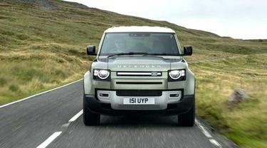 Jaguar Land Rover mulai menguji mobil hidrogen