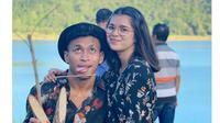 5 Momen Mesra Osvaldo Haay dengan Shella Pricilia, Didoakan Netizen Berjodoh (sumber: Instagram.com/valdo_haay)