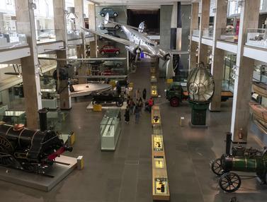 Science Museum London Akan Kembali Dibuka
