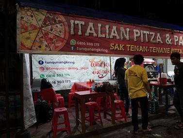 Tunqu Nangkring Pizza