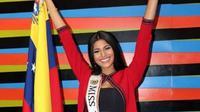 Miss Venezuela Sthefany Gutierrez, finalis Miss Universe 2018. (dok.Instagram @sthefanygutierrez1/https://www.instagram.com/p/BqvODWBj3q8/Henry