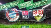 Bundesliga: Bayern Munchen vs Vfb Stuttgart (Bola.com/Samsul Hadi)