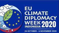 Pekan Diplomasi Iklim 2020 (Tangkapan layar webinar via Zoom).