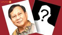 Banner Cawapres Prabowo Subianto (Liputan6.com/Triyasni)