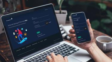 PermataBank meluncurkan standar baru dalam pengalaman internet banking melalui transformasi dari PermataNet. (Dok Bank Permata)