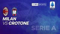 Prediksi AC Milan vs Crotone (Vidio)
