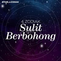 4 Zodiak Ini Sulit Berbohong