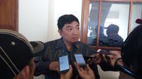 Ketua KONI Garut Abdusy Syakur Amin (Liputan6.com/Jayadi Supriadin)