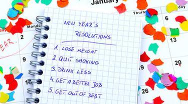 10 Cara Agar Resolusi Tahun Baru Anda Berhasil