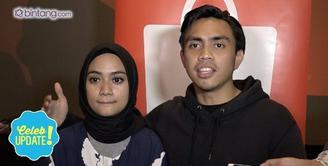 Ayudia Bing Slamet saat ini sudah menggunakan hijab. Ternyata sang suami, Ditto yang membuat Ayudia yakin untuk berhijab.