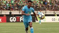 Pemain Persela Lamongan, Gian Zola. (Bola.com/Aditya Wany)