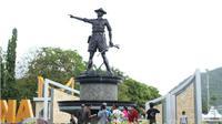 Nani Wartabone tidak banyak orang Indonesia yang tahu tentangnya dalam deretan nama pahlawan Indonesia. (Liputan6.com/Afandi Ibrahim)