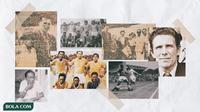 Kolase - Timnas 1950 (Bola.com/Adreanus Titus)