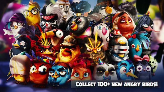 Angry Birds Evolution Tampil dengan Gameplay Lebih Asyik - Tekno Liputan6.com