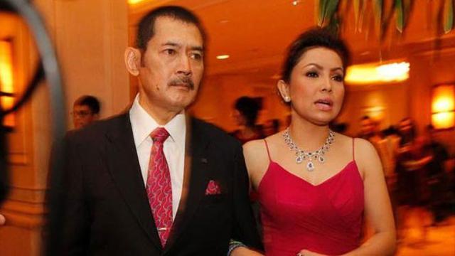 [Bintang] Ultah Pernikahan ke-17 Mayangsari dan Bambang Trihatmodjo