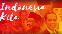 Berikut pesan tujuh Presiden Indonesia yang menyanyikan lagu Despacito dengan Lirik yang positif.